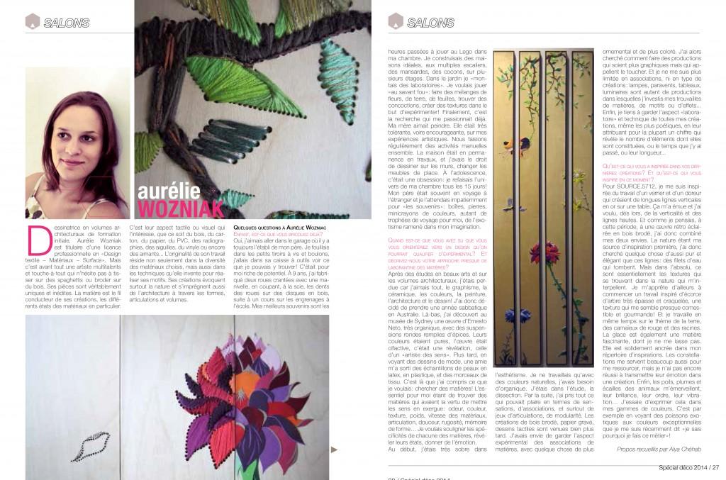 Interview on NOUN Magazine