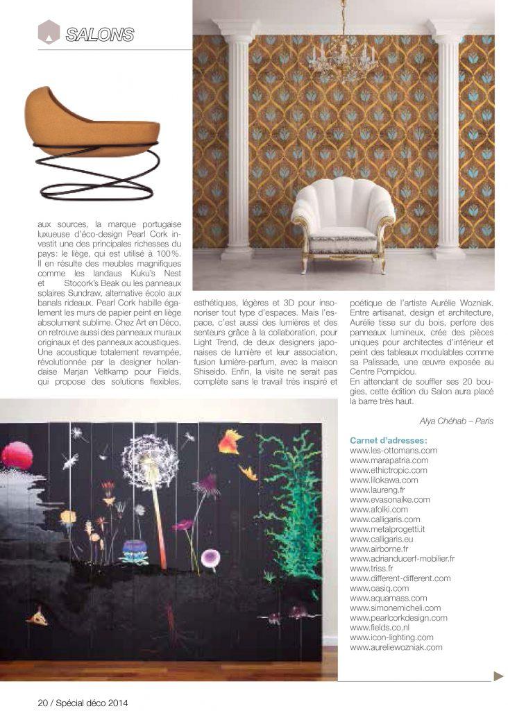 NOUN Magazine, Liban